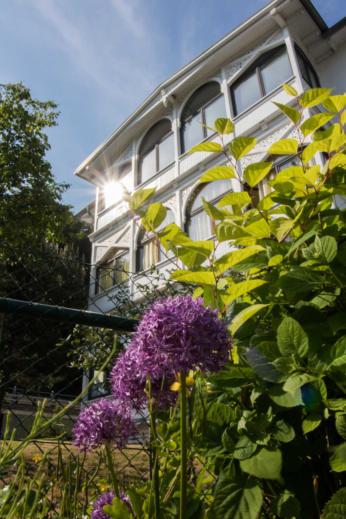 Haus am Meer, App. 4, 2 SZ, möbl. Wintergarten, strandnah
