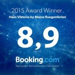 Booking Award Haus Victoria